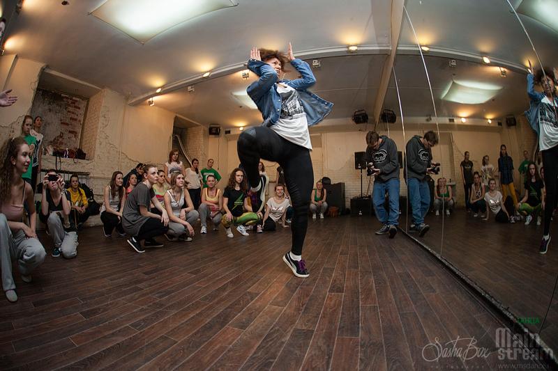 Школа танцев мэйнстрим - edik magaev - dj мэг - урок по house